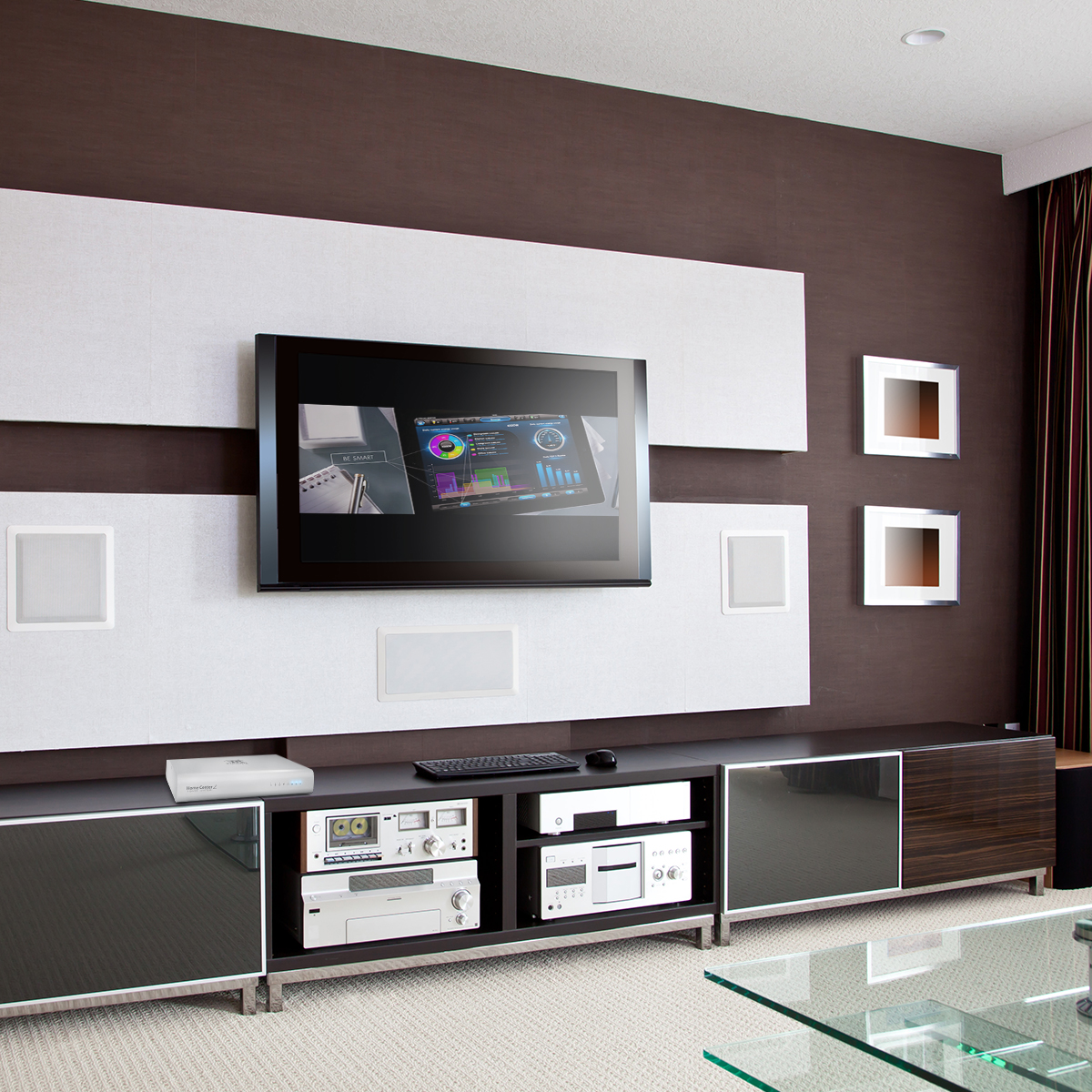 The Multi-zone TV System Feature Image